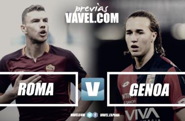 Previa AS Roma - Genoa: ganar para seguir en puestos Champions