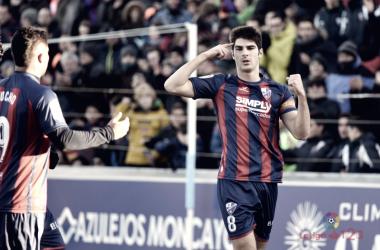 Haciendo historia: Cucho y Melero, los encargados del gol