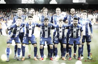 Valencia - Deportivo Alavés: puntuaciones del Deportivo Alavés, jornada 29 LaLiga