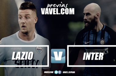Previa Lazio - Inter: en busca de un puesto Champions