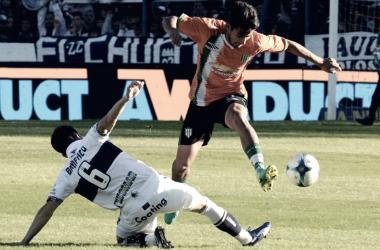 El Lobo y el Taladro chocan en La Plata para arrimarse a las copas. Foto: Web