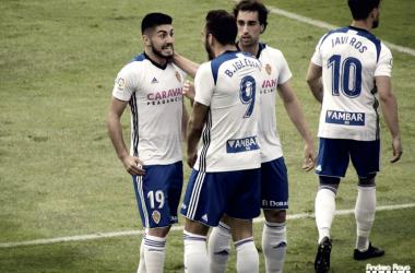 Real Zaragoza / Foto: Andrea Royo (VAVEL)