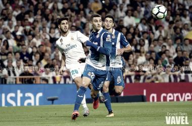 Horario y dónde ver el Espanyol - Real Madrid   Foto: Daniel Nieto (VAVEL)