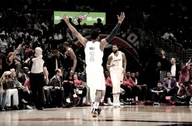 Resumen NBA: como en casa en ningún sitio