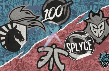 Logos para el Rift Rivals