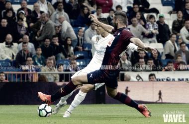 El Eibar busca la revancha ante el Real Madrid   Foto: Daniel Nieto (VAVEL)
