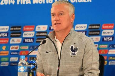 """Didier Deschamps:""""Hemos tenido un gran comienzo en el Mundial"""""""