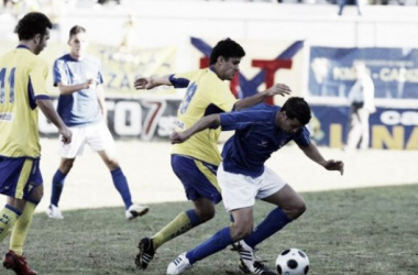 Linares Deportivo - Cádiz CF: tres puntos y dos objetivos diferentes