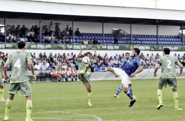 Real Murcia - Linares: duelo entre históricos