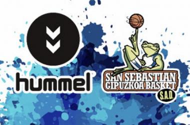 Hummel y Gizpuzkoa Basket unen su caminos I Fotografía: Gizpuzkoa Basket