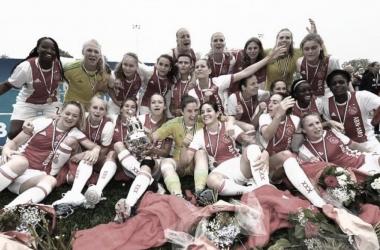 La final femenina de la KNVB Beker es para el Ajax / AjaxVrouwen