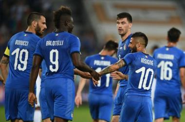 Italia - Francia, Balotelli capitano? | Twitter Vivo Azzurro