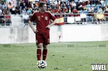 España sub 21 vence a San Marino sin sobreesfuerzos