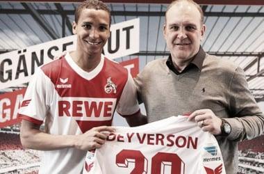 Do Belenenses para a Bundesliga: Deyverson apresentado no Colónia