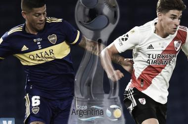 Superclásico Boca vs River