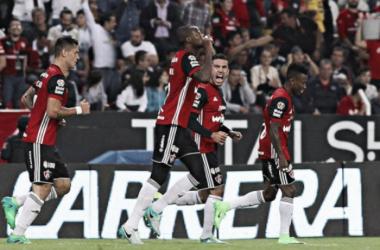 Barreiro marcó el primer tanto de los Zorros | Foto: Golpe Político