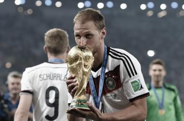 Campeão do mundo em 2014, alemão Höwedes anuncia aposentadoria