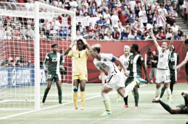 FIFA Women's World Cup. Photo Source: @ussoccer_wnt