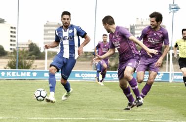 El Alavés vence en su tercer partido de pretemporada