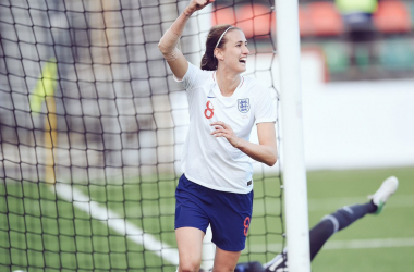 Women's World Cup Qualifying: Russia 1-3 England