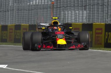 F1, Gp del Canada - Verstappen mette le ali nelle FP1