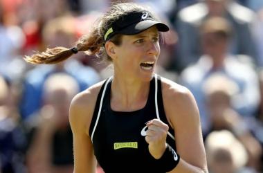 WTA Nottingham, risultati e programma - Twitter