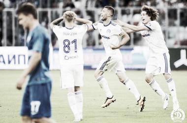 Dínamo Minsk atropela Zenit e coloca um pé nos playoffs da Europa League