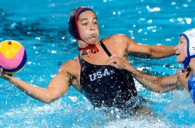 Budapest 2017 - Pallanuoto femminile, la finale è USA - Spagna - Waterpolo USA/Twitter