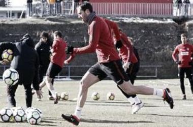 Se busca central | Foto: Atlético de Madrid