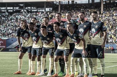 (Foto: Club América / Twitter)