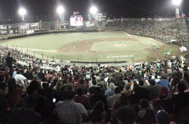 Magnífica entrada en el Estadio Gasmart. (Foto: Toros de Tijuana)