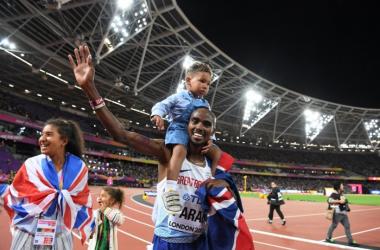 Atletica - Londra 2017: Mo Farah è d'oro, Bolt non convince, fuori gli azzurri