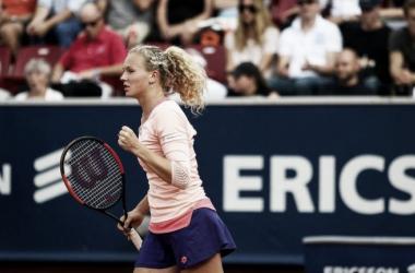 WTA - Peng trionfa a Nanchang, Siniakova regina di Bastad