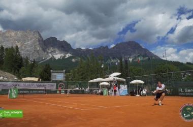 ATP Challenger - Carballes Baena conquista Cortina, Norrie re di Binghamton