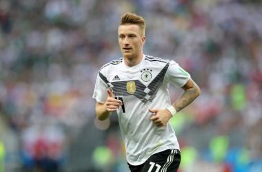 Russia 2018 - La Germania riparte da Reus e Gündoğan | Twitter MANN