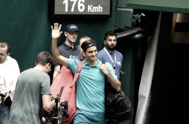 Tras la caída del alemán no se podrá repetir la final del año pasado.   Foto: Prensa Gerry Weber Open.