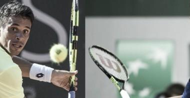 Rogerinho perde para Milos Raonic no Grand Slam de Roland Garros (1-3)