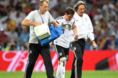 Germania: operazione per Rudy, recuperato Hummels | Twitter Die Mannschaft