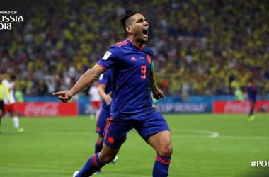 La Colombia balla la 'cumbia' e spera ancora. Tris alla Polonia, Lewandowski a casa