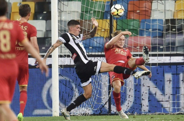 Udinese - Friulani spreconi, l'AZ ne approfitta (1-2)