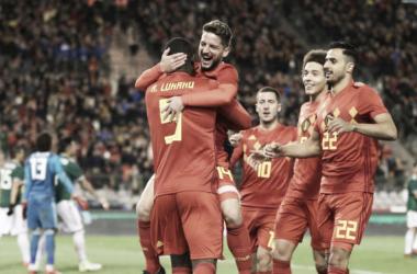 Projeto 2022? Bélgica se adianta e marca amistoso contra Escócia para depois da Copa
