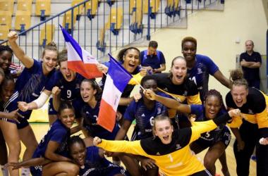 U19 (F) Les Bleuettes championnes d'Europe !