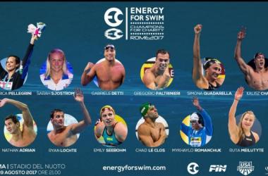 Nuoto - Energy for Swim: campioni e spettacolo, il programma