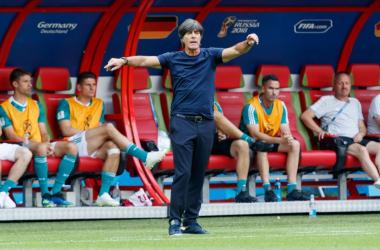 Germania, Loew in bilico   Twitter Die Mannschaft