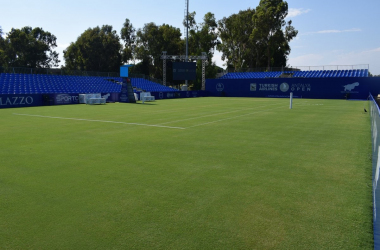 ATP Antalya: avanzano Lajovic e Garcia Lopez, fuori Baghdatis
