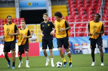 Martinez non cambia il Belgio, contro la Tunisia gli stessi undici dell'esordio