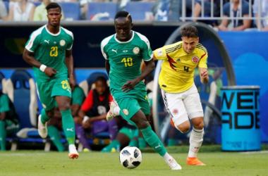 La qualification et la première place pour la Colombie