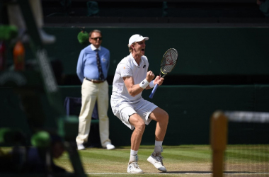 Anderson - Fonte: @Wimbledon/ Twitter