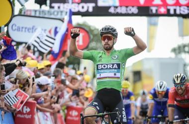 Tour de France 2018 - A Quimper torna Hulk: secondo squillo di Sagan