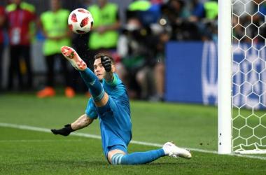 La Russie se hisse en quarts de finale